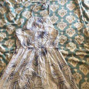 Charlotte Russe Halter Dress